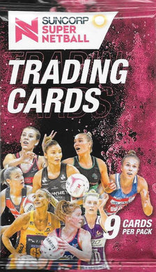 2017 TapnPlay Suncorp Super Netball Pack