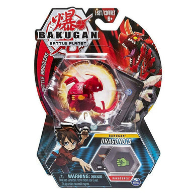 Bakugan Core, Battle Brawlers - Dragonoid