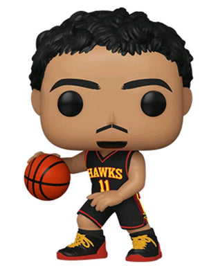 NBA: Hawks - Trae Young (alternate) Pop! Vinyl