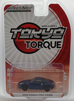 2020 Nissan 370Z Coupe, Tokyo Torque, 1:64 Diecast Vehicle