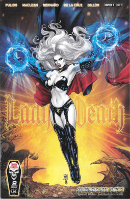 Lady Death, Scorched Earth #2 Comic
