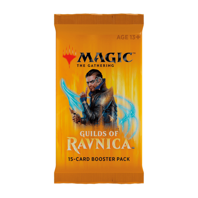 MAGIC THE GATHERING Guilds of Ravnica - Booster Pack