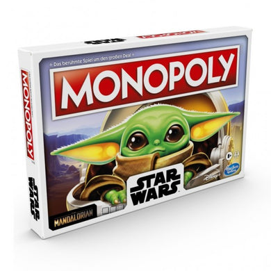Monopoly - Star Wars Mandalorian, The Child