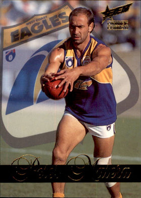 Peter Matera, 1995 Select Limited Edition AFL Sensation