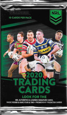 2020 TLA Traders NRL Rugby League Pack