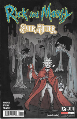 Rick and Morty Ever After #1 Variant Comic