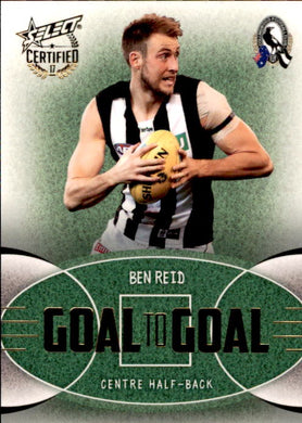 Ben Reid, Goal to Goal, 2017 Select AFL Certified