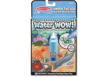 Melissa & Doug - On The Go - Water Wow! - Under The Sea