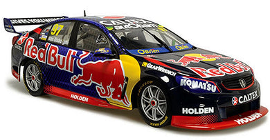 Classic Carlectables Van Gisbergens 2016 Red Bull Holden VF Commodore, 1:18 Scale Diecast Vehicle
