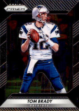 Tom Brady, 2016 Panini Prizm Football NFL