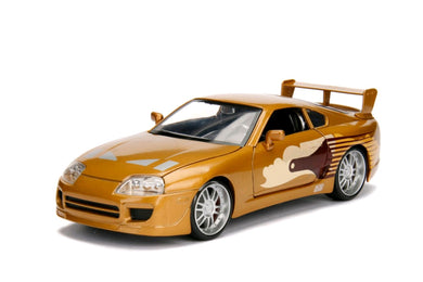 Fast & Furious - 1995 Toyota Supra 1:24 Scale Diecast Vehicle