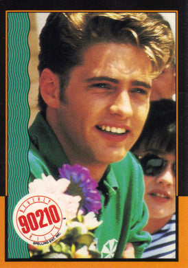 Beverly Hills 90210, Base set of 88 cards & 11 stickers, 1991 Topps