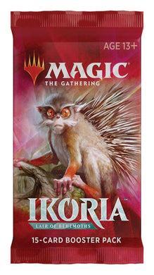 MAGIC: THE GATHERING Ikoria: Lair of Behemoths - Draft Booster Pack