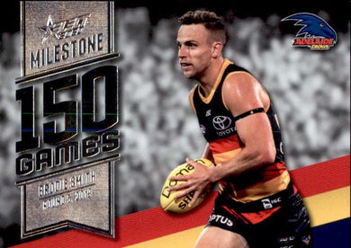 Brodie Smith, 150 Games Milestone, 2020 Select AFL Footy Stars