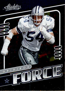 Randy White, Gridiron Force, 2019 Panini Absolute Football NFL