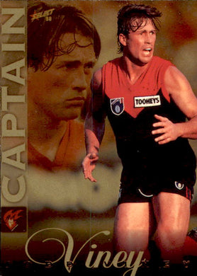 Todd Viney, Captain Card, 1998 Select AFL