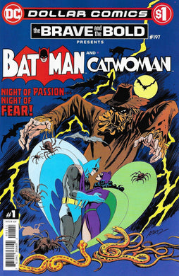 The Brave & the Bold #197 presents Batman & Catwoman #1 Comic