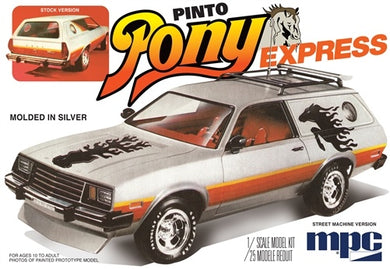 1979 Ford Pinto Pony Express, 1:25 Scale Plastic Model Kit