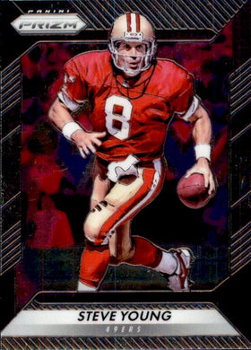 Steve Young, 2016 Panini Prizm Football NFL