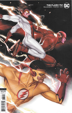 The Flash #761 Comic Variant