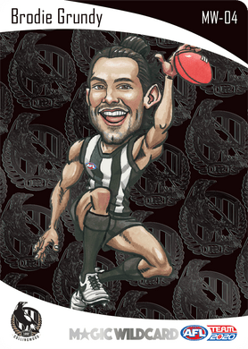 Brodie Grundy, Magic Wildcard, 2020 Teamcoach AFL