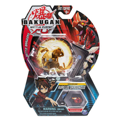 Bakugan Core, Battle Brawlers - Aurelus Dragonoid