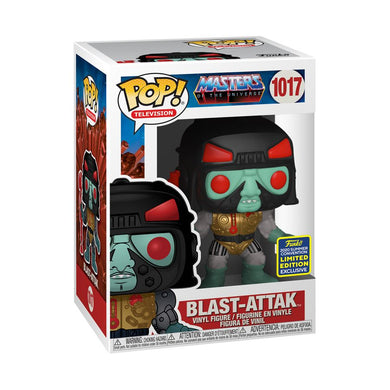Masters of the Universe - Blast-Attak SDCC 2020 US Exclusive Pop! Vinyl [RS]