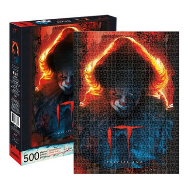 IT Chapter 2, 500 Piece Jigsaw Puzzle by Aquarius
