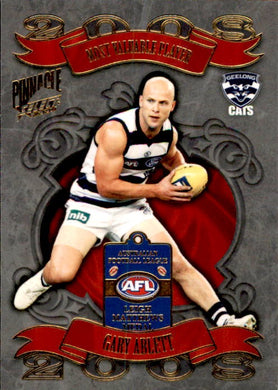 Gary Ablett, Leigh Matthews Medal, 2009 Select AFL Pinnacle