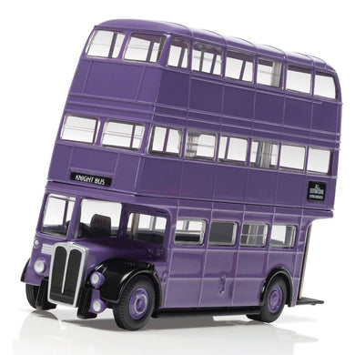 CORGI HARRY POTTER TRIPLE DECKER KNIGHT BUS - PRIZONER OF AZKABAN, 1:76 Scale Diecast