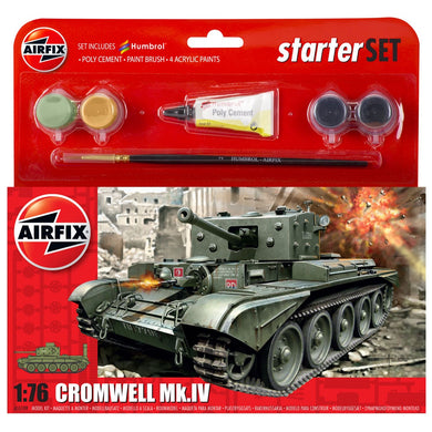 AIRFIX CROMWELL CRUISER TANK Model Kit