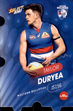 JS156 Taylor Duryea, Jigsaw, 2020 Select AFL Footy Stars