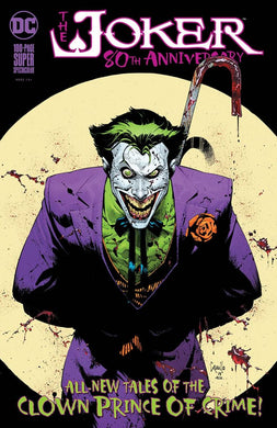 The Joker 80th Anniversary 100 Page Super Spectacular #1 Comic Book