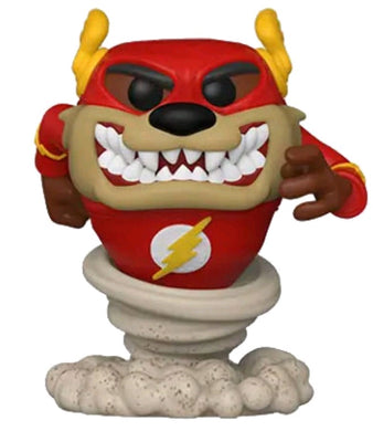 Looney Tunes - Taz as Flash US Exclusive Pop! Vinyl [RS]