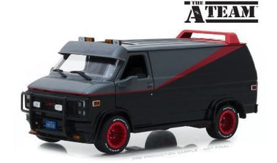 1983 GMC Vandura, The A-Team Movie, 1:24 Diecast Vehicle