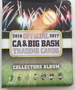 2016-17 TapnPlay BBL CA Cricket Set & Folder