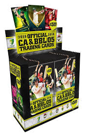 2015-16 TapnPlay BBL CA Cricket, 26 pack box
