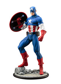 MARVEL UNIVERSE Captain America - Modern Mythology - Artfx Statue