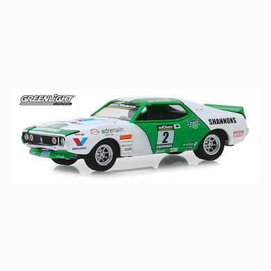 1972 AMC Javelin AMX #2, Jim Richards Shannons Insurance Valvoline, 1:64 Diecast Vehicle