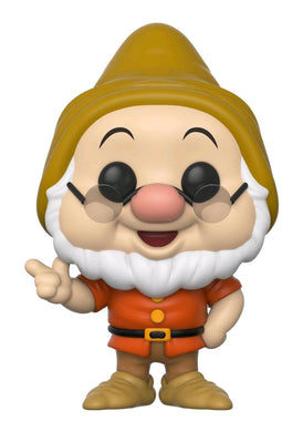 Doc, Snow White and the Seven Dwarfs Pop Vinyl