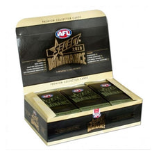 2019 Select AFL Dominance 36 pack box