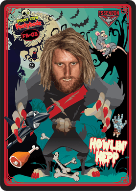 Dyson Heppell, Hot Footy Bodz Spooky Crew, 2019 Teamcoach AFL