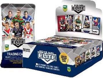 2015 esp Elite NRL 24 pack box