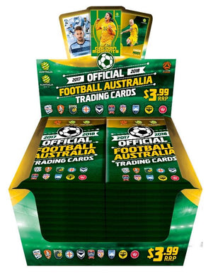 2017-18 Tap'n'Play Football Australia & A-League Soccer Box
