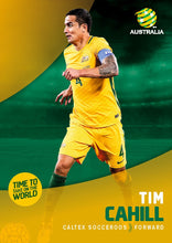 2017-18 TapnPlay A-League Soccer Set & Folder
