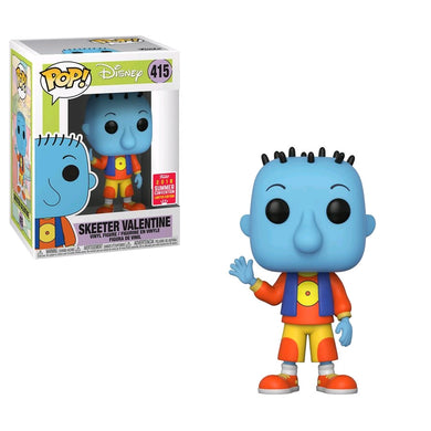 Doug - Skeeter Valentine SDCC 2018 US Exclusive Pop! Vinyl [RS]
