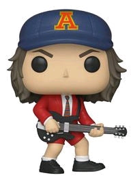 PRE ORDER: AC/DC - Angus Young Red Jacket US Exclusive Pop! [RS]