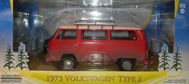 Field of Dreams, 1973 VW Type 2 Bus, 1:24 Diecast Vehicle