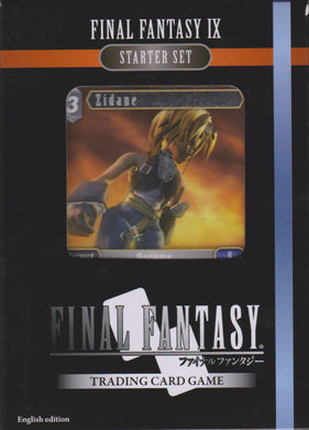 Final Fantasy IX Starter Deck, Square Enix