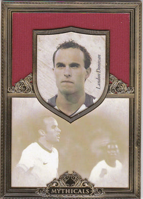 Landon Donovan, Mythicals, 2016 Futera Unique